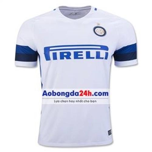 Áo thi đấu Inter Milan 2016-2017 sân khách trắng