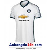 Áo bóng đá Manchester United 2016-2017 mẫu thứ 3 trắng