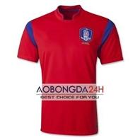 Áo đội tuyển Hàn Quốc 2014 đỏ Sân nhà