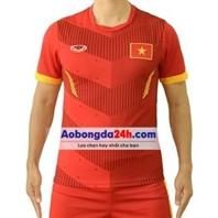 Áo đội tuyển Việt Nam 2016-2017 đỏ sân nhà
