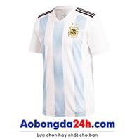 Áo đội tuyển Argentina World Cup 2018 - 2019 sân nhà