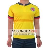 Áo đội tuyển Colombia 2016 vàng sân nhà