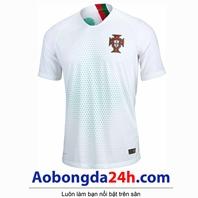 Áo đấu Bồ Đào Nha World cup 2018 Sân khách