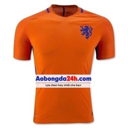 Áo Hà Lan 2018 - 2019 sân nhà màu cam