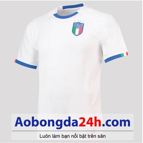 Áo đá bóng Italia 2018 - 2019 mẫu mới cập nhập