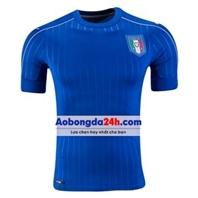 Áo Italia xanh Euro 2016 - 2017 sân nhà