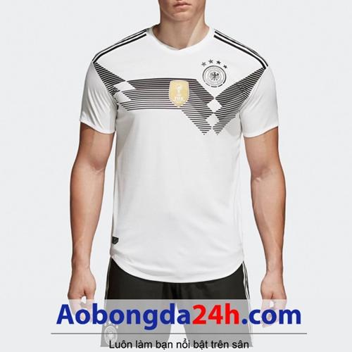 Áo đội tuyển đức World Cup 2018 - 2019 sân nhà
