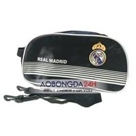 Túi đựng đồ thể thao câu lạc bộ Real Madrid đen