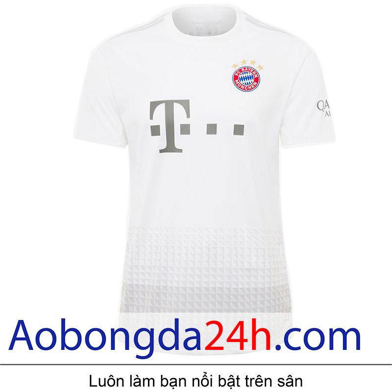 Áo bóng đá Bayern Munich 2019-2020 sân khách