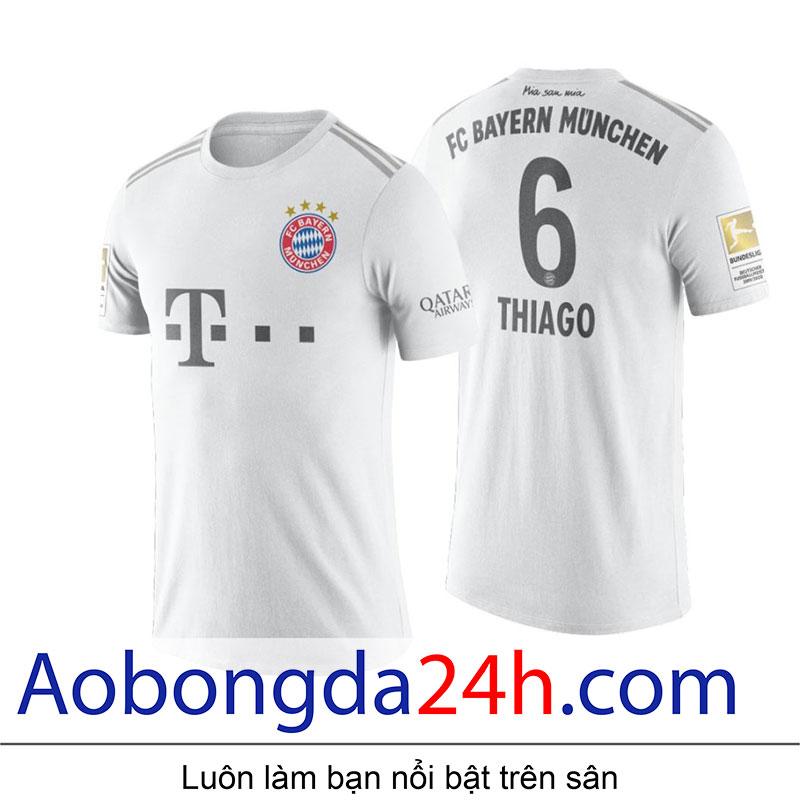 Áo đấu Bayern Munich 2019-2020 sân khách