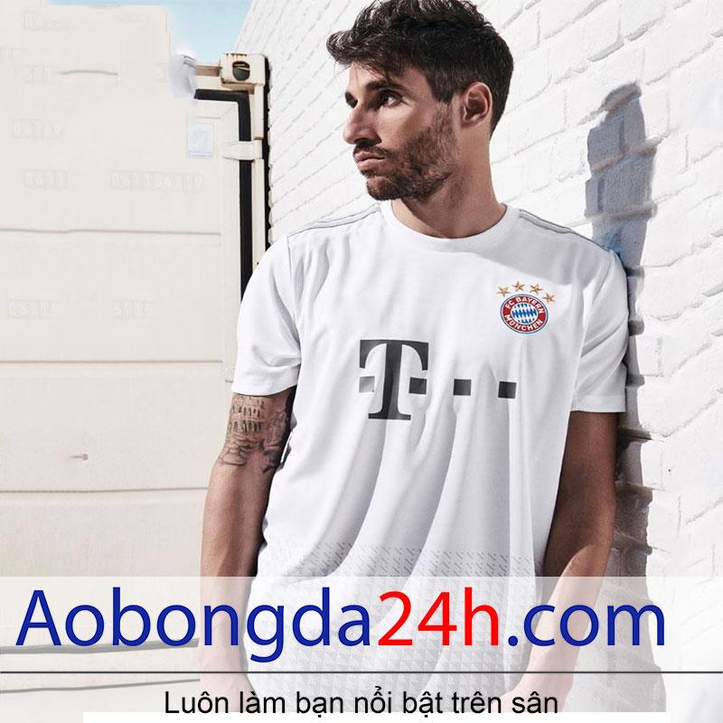 Áo Bayern Munich 2019-2020 sân khách