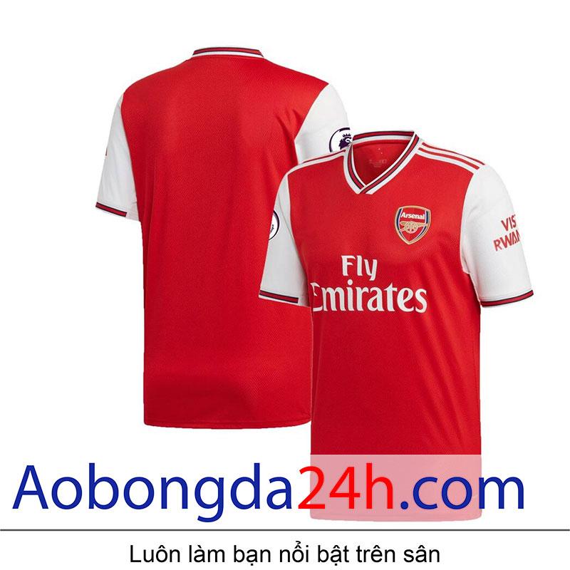 Áo bóng đá Arsenal 2019 - 2020 sân nhà