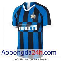 Áo bóng đá Inter Milan 2019-2020 sân nhà xanh dương