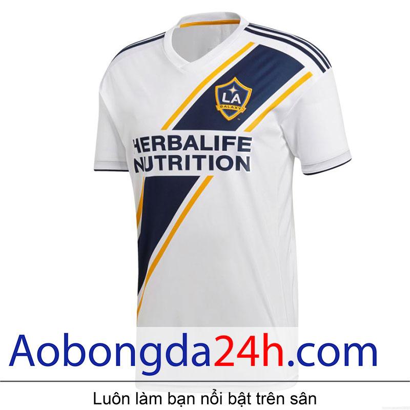 Áo LA Galaxy 2019-2020 sân nhà màu trắng