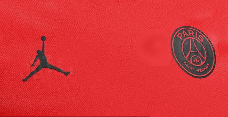 Áo bóng đá PSG 2019- 2020 sân khách màu hồng