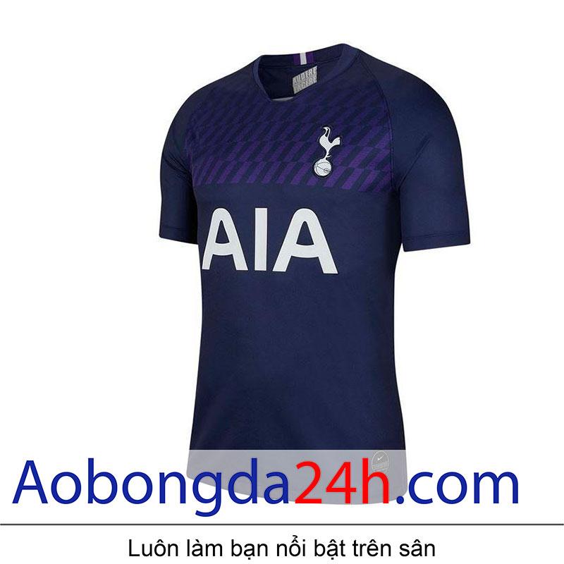 Áo Tottenham 2019-2020 sân khách màu tím than
