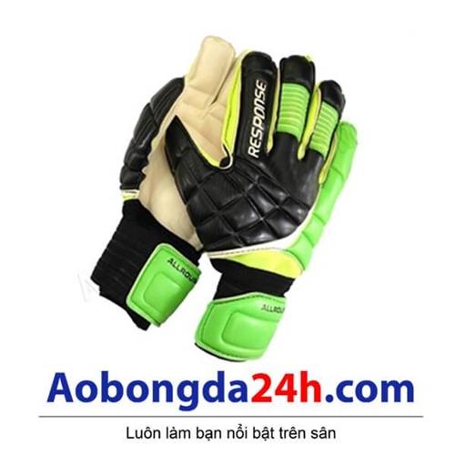 Găng tay thủ môn có khung xương (mẫu 06)