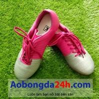 Giày đá banh KL màu hồng mẫu 01