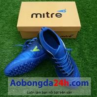 Giầy bóng đá Mitre 161110 màu xanh dương