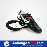 Giày đá bóng EBET 16910 màu đen chính hãng