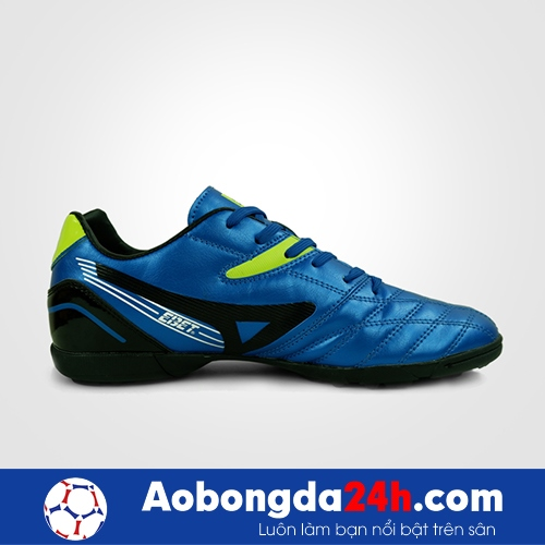 Giày đá bóng EBET 16910 màu xanh biển chính hãng
