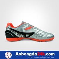 Giày đá bóng EBET 16910 màu bạc chính hãng