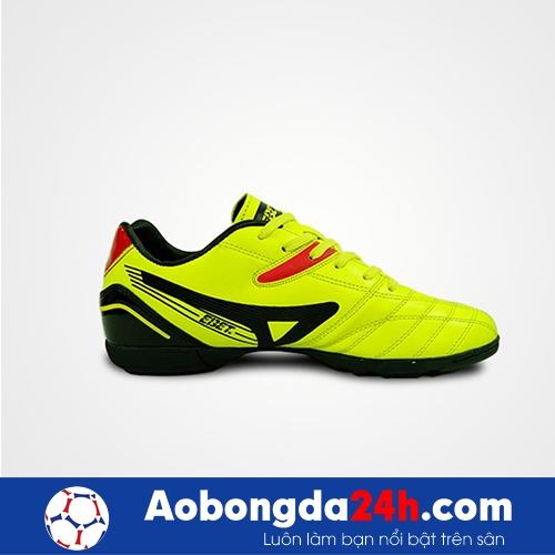 Giày đá bóng EBET 16910 màu vàng chính hãng