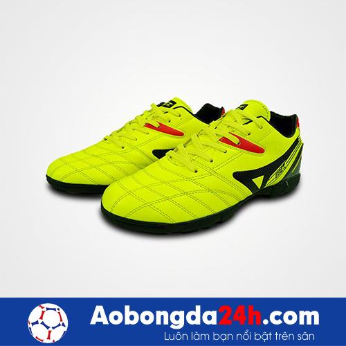 Giầy bóng đá Ebet 16910 màu vàng ảnh 1
