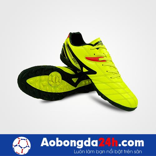 Giầy bóng đá Ebet 16910 màu vàng ảnh 3