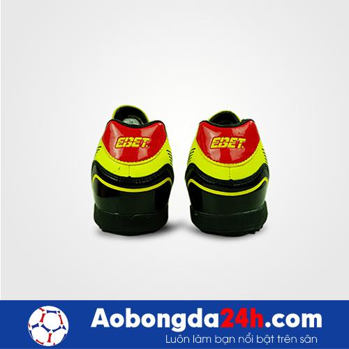 Giầy bóng đá Ebet 16910 màu vàng ảnh 4