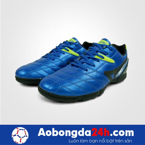 Giầy bóng đá Ebet 16910 màu xanh nước biển -1