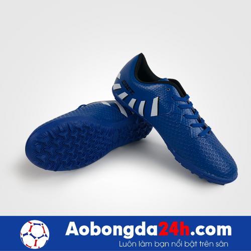 Giầy bóng đá Ebet 16910 màu xanh mẫu 01 -1