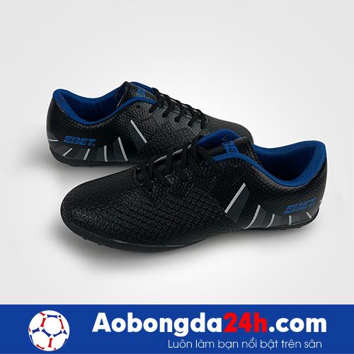 Giầy bóng đá Ebete EB 206N màu đen mẫu 01 -2