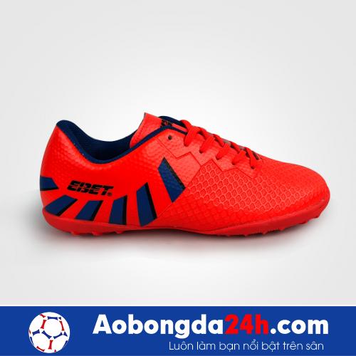 Giầy bóng đá Ebete EB 206N màu đỏ -1