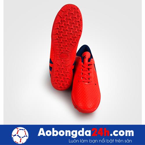Giầy bóng đá Ebete EB 206N màu đỏ -3