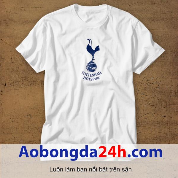 Mẫu áo phông thể thao in hình Tottenham mẫu 16