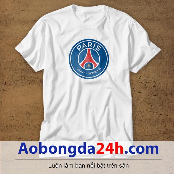 Mẫu áo phông thể thao in hình PSG mẫu 22