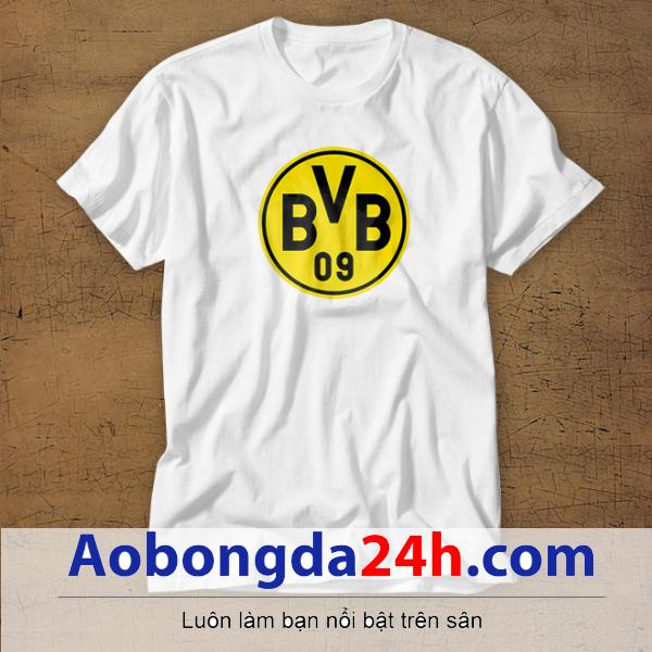 Mẫu áo phông thể thao in hình Dortmund mẫu 23