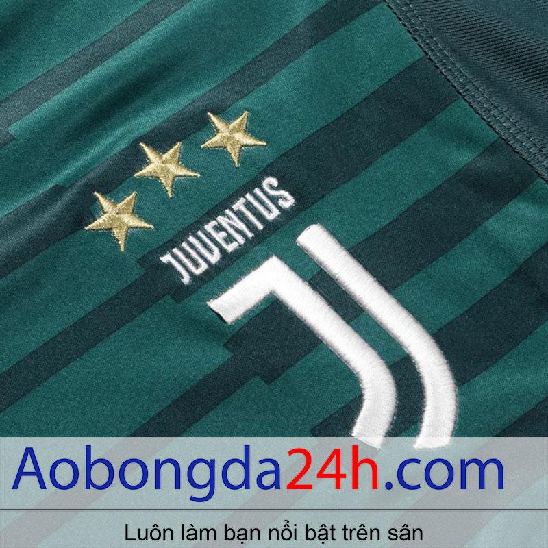 Logo áo thủ môn Juventus
