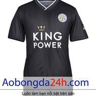 Áo đá bóng Leicester City 2019-2020 sân khách