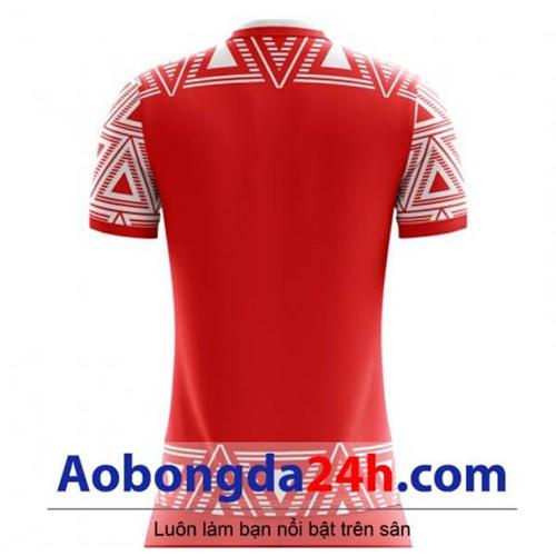 Áo Nga 2019 - 2020 mẫu mới màu đỏ