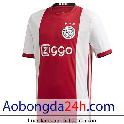 Áo bóng đá clb Ajax 2019 - 2020 sân nhà màu đỏ