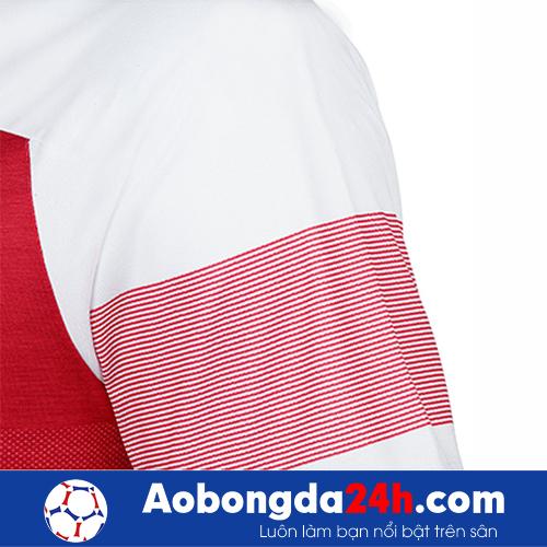 Áo đấu Arsenal 2018-2019 sân nhà màu đỏ