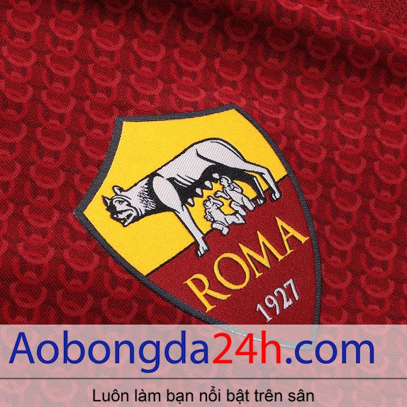 Áo As Roma 2018-2019 áo đấu sân nhà đỏ