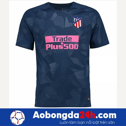 Áo Atletico Madrid 2017-2018 mẫu thứ ba
