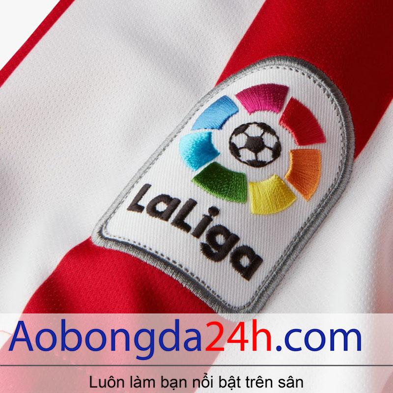 Áo bóng đá Atletico Madrid 2019 - 2020 sân nhà