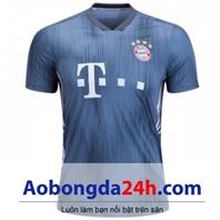 Áo câu lạc bộ Bayern Munich 2018-2019 mẫu thứ 3 màu xám