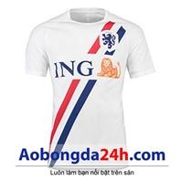 Áo đội tuyển Hà Lan 2018 - 2019 sân khách