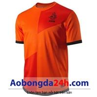 Áo Hà Lan sân nhà màu cam mùa giải 2012-2013