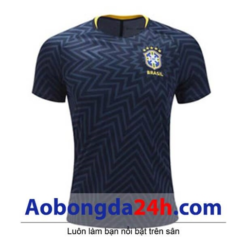 Áo bóng đá Brazil áo tập World Cup 2018 - 2019